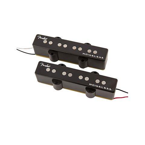 Fender GEN 4 Noiseless Jazz Bass Pickup Set · Micro basse électrique