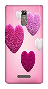TrilMil Printed Designer Mobile Case Back Cover For Gionee S6s