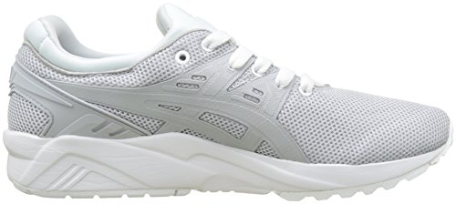 Asics Damen Gel-Kayano Trainer Evo Gymnastik Grau (Soft Grey/soft Grey)
