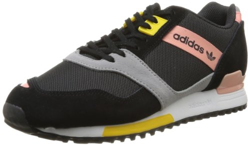 adidas Originals  Zx 700 Contemp W-2, Sneakers Basses femme noir/gris/rose