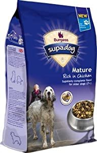 Supadog Adult Complete Dry Dog Food Mature