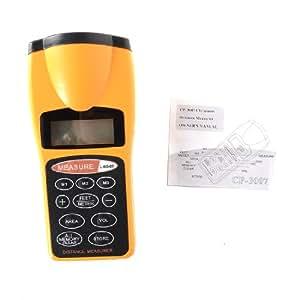 Loctek® télémètre numérique pointeur laser mesure distance