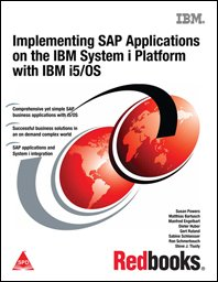 IMPLEMENTING SAP APPLICATIONS ON THE IBM SYSTEM I PLATFORM WITH IBM I5/0S [Paperback] [Jan 01, 2017] POWERS