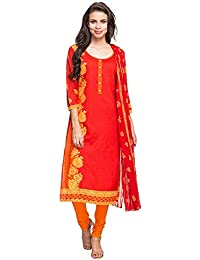 Stop By Shoppers Stop Womens Round Neck Printed Churidar Suit