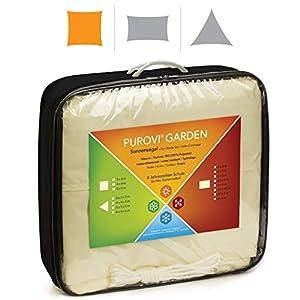 toldos: Purovi® Toldo Cuadrado   Varias Dimensiones   Protección UV   PES Impermeable   ...