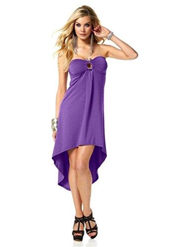 Melrose - Robe - Opaque - Femme Violet - Lilas
