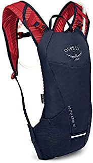 Osprey Kitsuma 3 Women's Hydration Pack with 2.5 L Hydraulics LT Reservoir - Blue Mage (