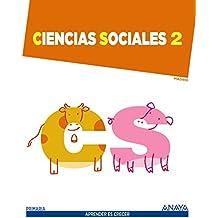 Ciencias Sociales 2. (Aprender es crecer)