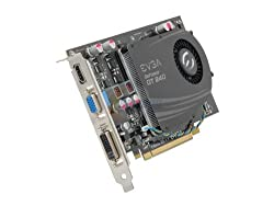 EVGA SuperClocked 512-P3-1242-RX GeForce GT 240 512MB Bare Video Card