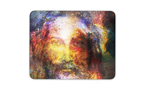 Amazing Jesus Hochformat Mauspad–Christian Religion Geschenk PC Computer # 8451