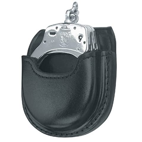 Gould & Goodrich B85W Open Handcuff Case, Black