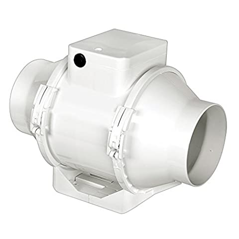 Airflow AVENTA 150T 150mm In-Line Timer Fan