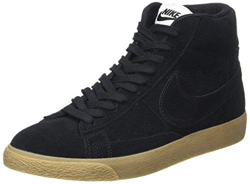 469a3e354 Homme Noir Premium black Baskets Nike Blazer Mid Brown black Lt gum ...