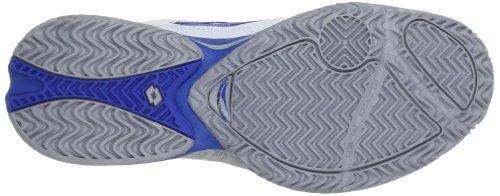 Lotto Q3778, Chaussures de sport homme Blanc (White/Blue)