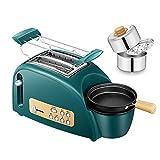 Grille-Pain, Toaster-, toast/omelette multifonction, maison, 1200W, cadeau de Noël