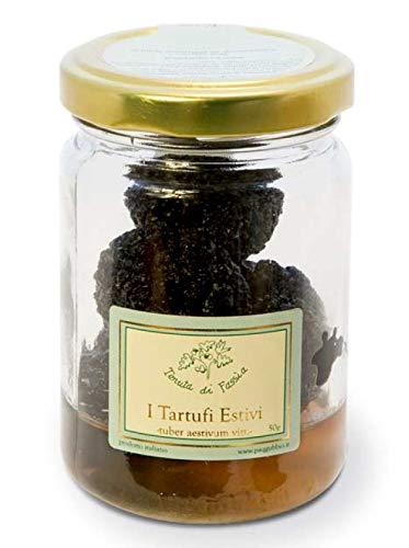 Ganze Schwarze, SommerTrüffel 50gram - Italienisch Gourmet Essen