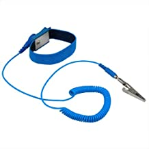 Potable Anti-Static Wrist Strap Grounding Wrist Strap/Band-Prevent Build up of Static Electricity Destroy Your Electronics