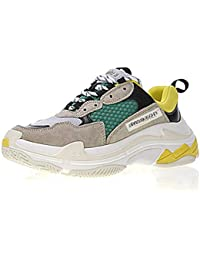 e3d917d09427 Sneakers Scarpe Sportive da Ginnastica a Collo Classic Sport Sneaker - Uomo  Donna Running Sportive Scarpe