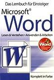 Word 2002/2003: Das Lernbuch für Einsteiger