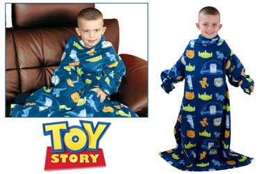 character-world-toy-story-3-space-sleeved-fleece-blanket