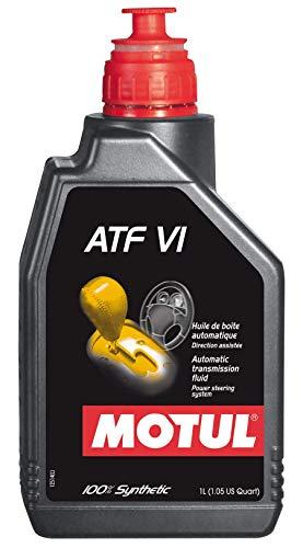 Motul - ATF VI - Huile de boîte automatique, 100 % synthétique, 1 l