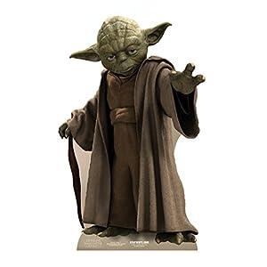STAR CUTOUTS - Reproducción a Escala Yoda Star Wars (SC473) 11