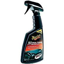 Meguiars Natural Shine - Producto de limpieza de interiores de coche- 473 ml
