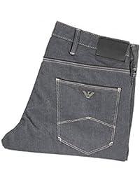 Emporio Armani - Jeans - Homme gris gris