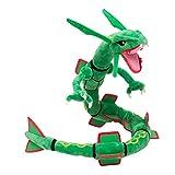 Yiwa Peluche Doudou Pokemon Center XY Japon 31` Poupée en Peluche Rayquaza