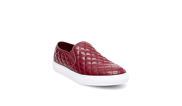 51adfc2a864 Steve Madden Mens Element Quilted Slip On Loafer Shoes: Buy Online ...