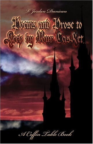Poems and Prose to Keep by Your Casket. Cover Image