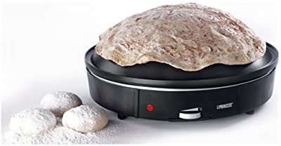 SAJ para la preparación del Pan Maker Maker Pita Bread Pan Naan (Alimentos) markook Princess-163001