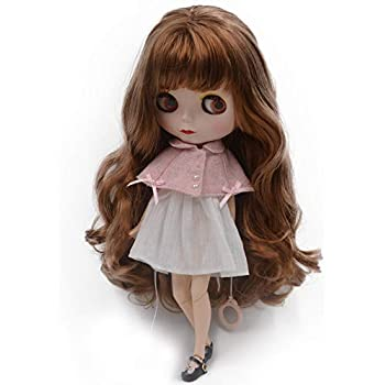 Toys & Hobbies Free Shipping Top Discount Transparent Face Diy Nude Blyth Doll Item No 349t Doll Limited Gift Special Price Cheap Offer Toy Ture 100% Guarantee