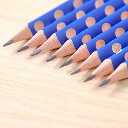 MYONEDAY Pen Groove Slim Triangle Wooden Hb Bleistiftkorrektur Schreibhaltung Bleistift Schule Büro Schreibwaren Bleistift Stylus Pen Pack