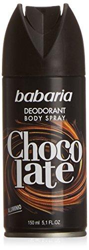 Babaria - Desodorante Chocolate Vaporizador