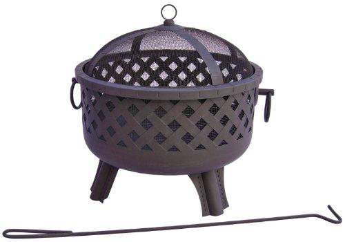 Landmann 2637423–1/2Zoll Baton Rouge Garden Lights Fire Pit (Auslaufmodell)
