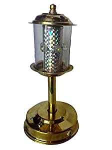 Vyomshop Decorative & Handcrafted 101 Light For Mandir Light For Mandir
