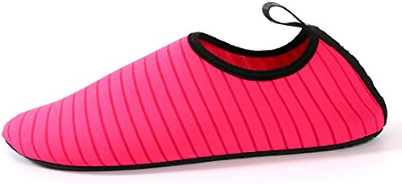 SEVENWELL Damen Herren Kid Sommer Wasser Schuhe Strand Barfuß Schuh Schnelltrocknend Aqua Yoga Socken