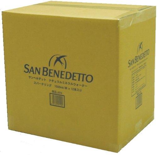 san-benedetto-sanbenedetto-15lx6-esta-agua-mineral-con-gas-natural-de-mercancas-importadas-regulares