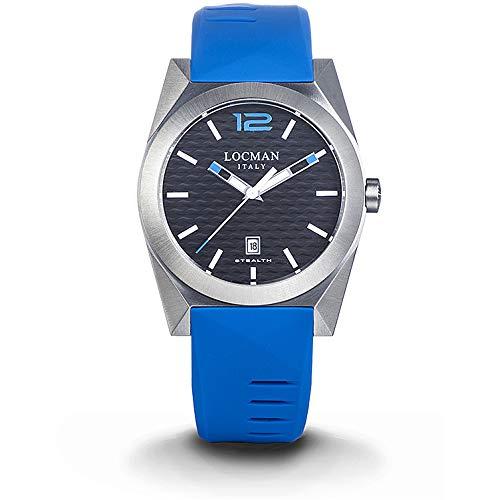 Reloj Locman Nuovo Stealth 0810A01S-00BKSKSS