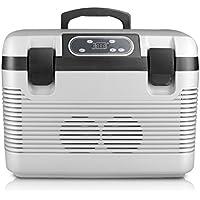 FJW Refrigerador De Coche Portátil Doble Núcleo 19L Enfriamiento Rápido 12V Uso Del Coche 220V Uso