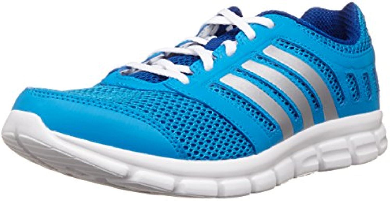 adidas calzado deportivo Breeze para hombre (negro)