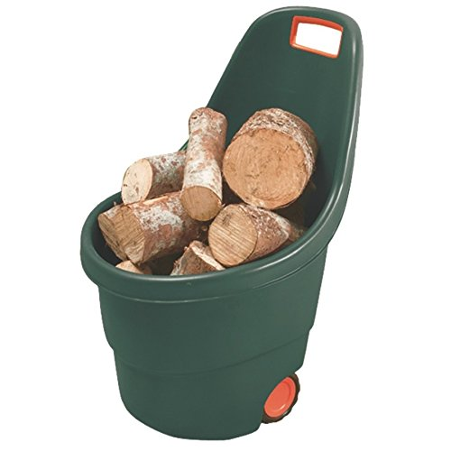 Gartenkarre Easy Go 50-60 L grün