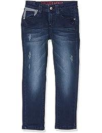s.Oliver RED Label Junior Jungen Brad: Warme Superstretch-Jeans