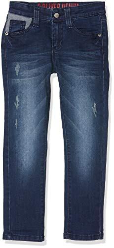 s.Oliver Jungen Jeans Brad, Blau (Blue Denim Stretch 56z4), 110/Slim