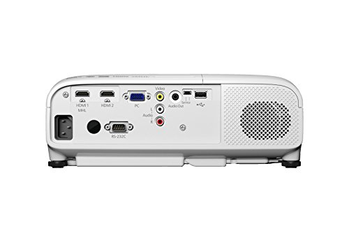 Epson V11H562140LU Full HD 1080p 3D Home Cinema and Gaming Projector