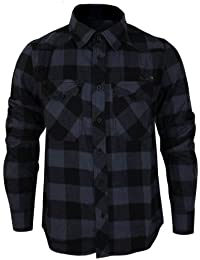 Brandit Checkshirt Hemd rot/schwarz