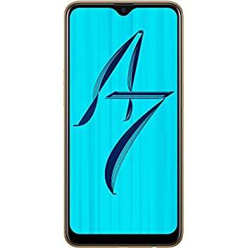 OPPO A7 (Glaring Gold, 4GB RAM, 64GB Storage) with No Cost EMI/Additional  Exchange Offers