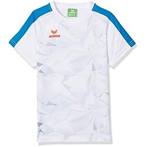 Erima Jungen Masters T-Shirt – Weiß