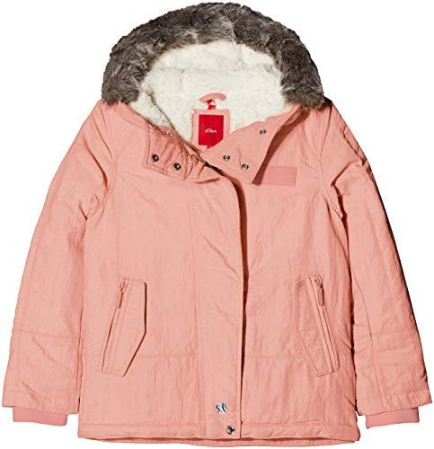 s.Oliver Junior Mädchen 73.810.51.4307 Jacke, (Light Pink 4261), 152 (Herstellergröße: M)